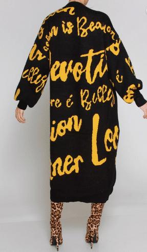 Adele Queen Statement Dress 4