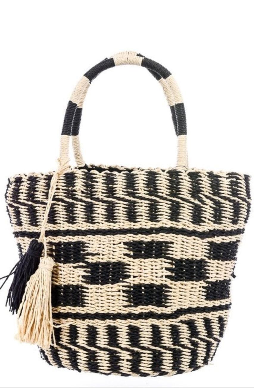 Bella Woven Bag