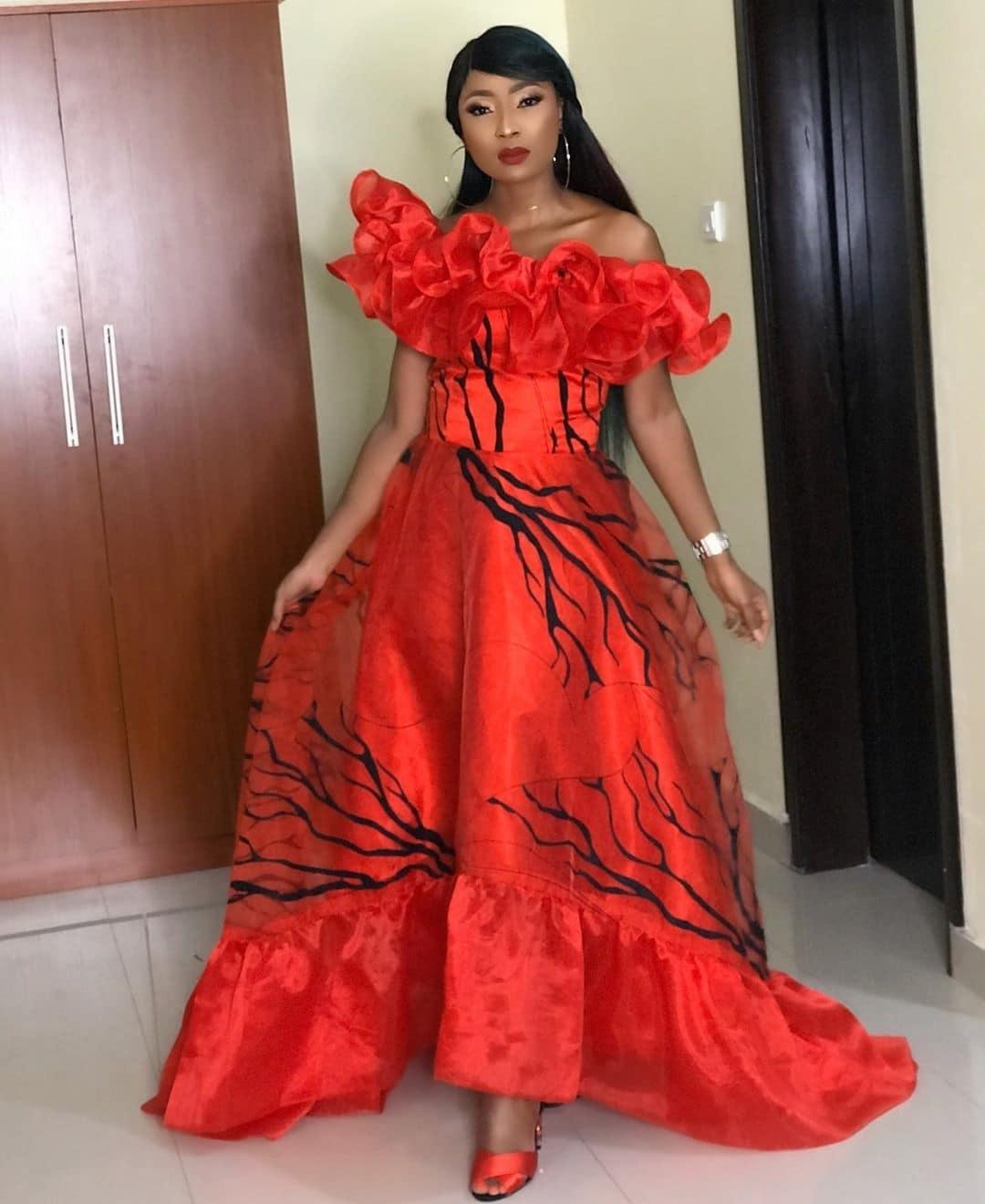belinda-effah-red-dress