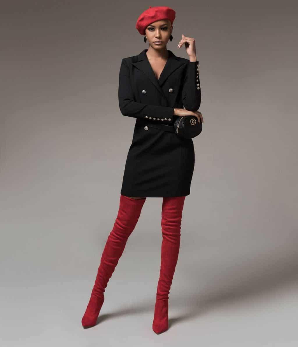 Taylor Blazer Dress