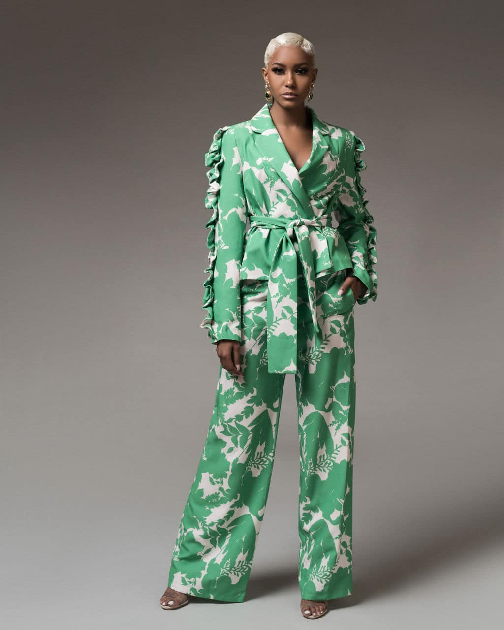 Ms-independent-green-and-white-floral-2-piece-set-1