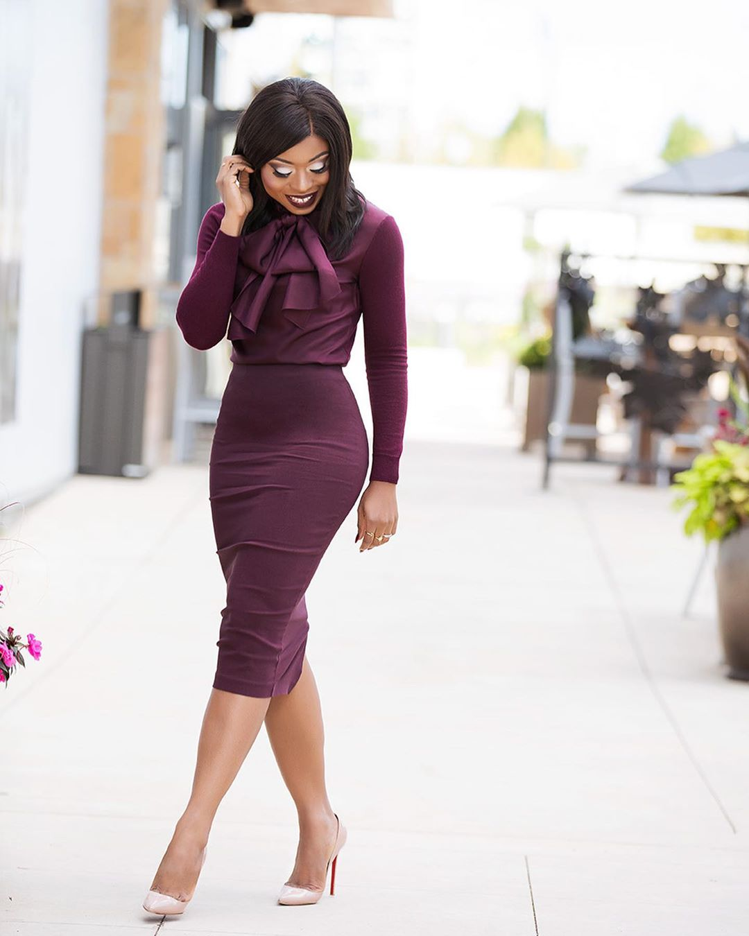 how-to-wear-pencil-skirts-outfits