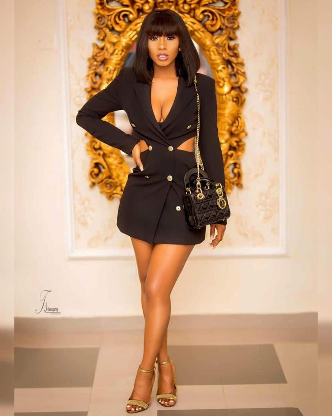 mercy-eke-how-to-style-a-black-dress-and-win