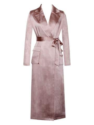 Annie Luxe Trench / Robe