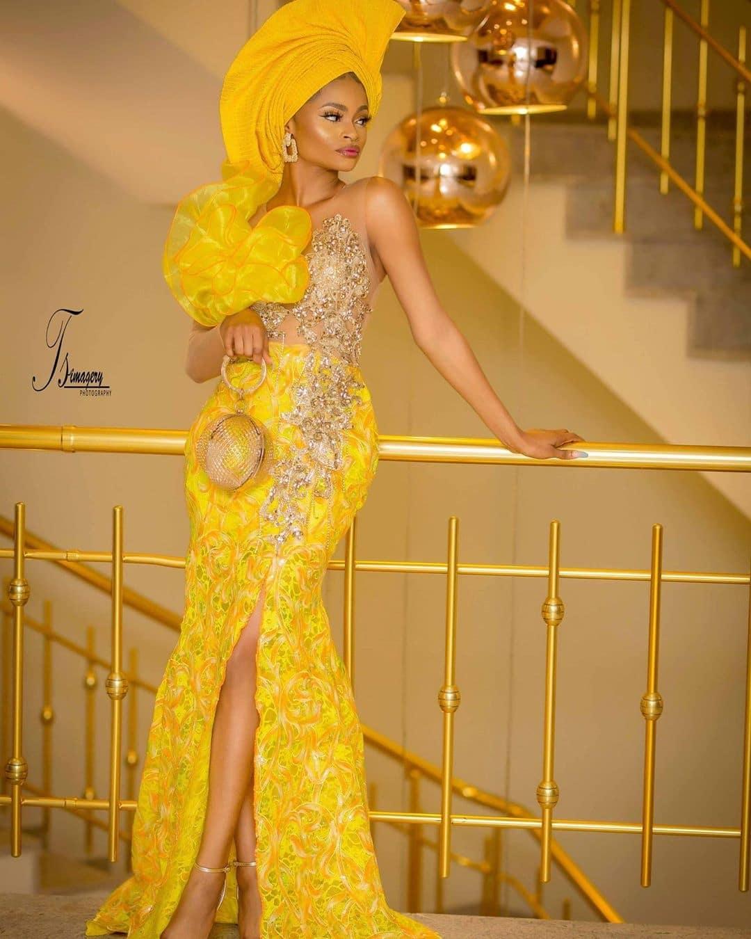 yellow-asoebi-latest-asoebi-2019-2020
