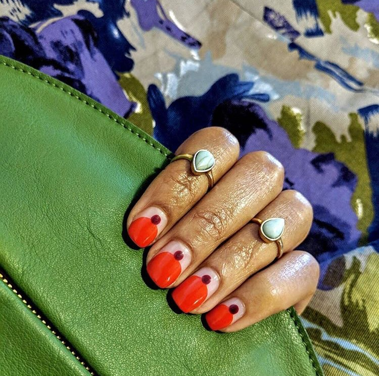 tiffany-m-battles-semicircle-dots-nails-is-the-inspo-you-need-to-elevate-your-manicure-game