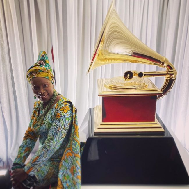 angélique-kidjo-grammy-awards-2020-world-album-style-rave