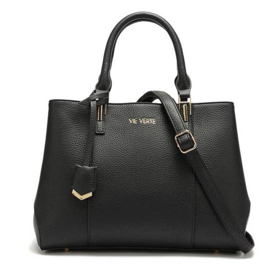 Sandra Vegan Leather Tote Handbag