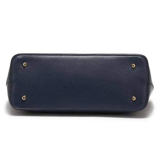Lydia Vegan Leather Classic Tote Handbag