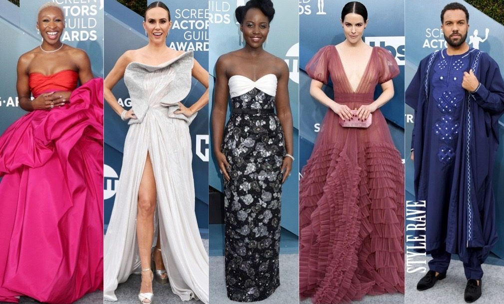 the-best-dressed-celebrities-at-the-2020-sag-awards-theravelist