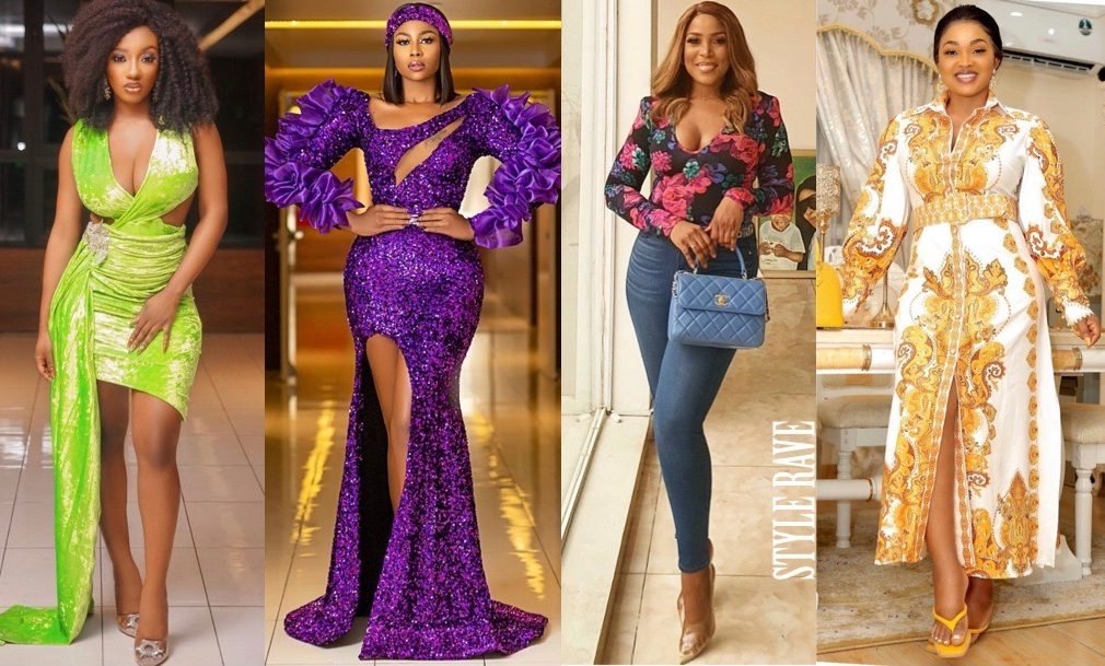 nigerian-celebrity-news-2020-best-fashion-Instagrams-celebrity-style-rave