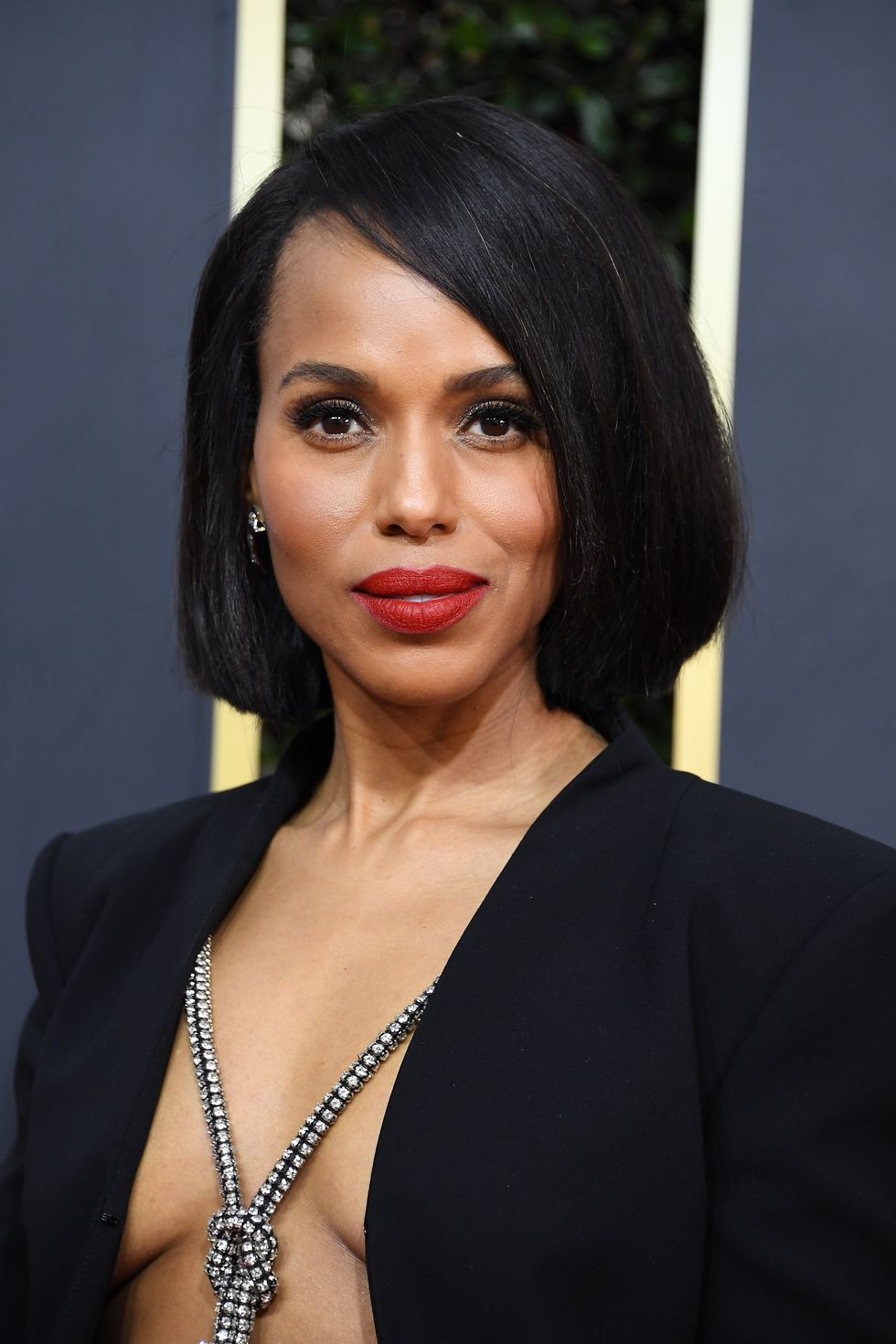2020-beauty-trends-kerry-washington-boss-bob-hairstyle