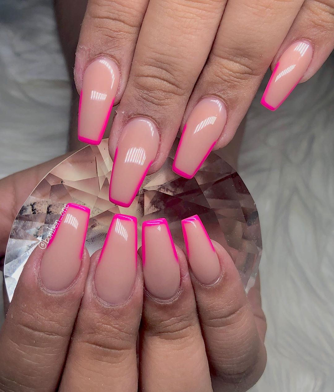 nude-and-pink-manicure-trend-2020-style-rave
