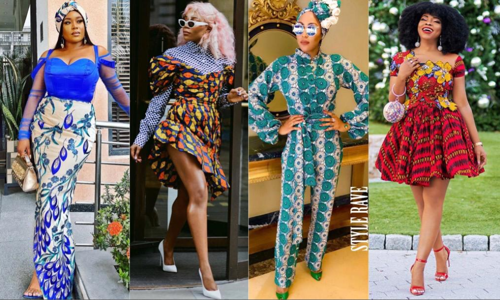 Mais recentes-ankara-styles-2020-short-dresses-long-dresses-jumpsuits-blusa-and-saias