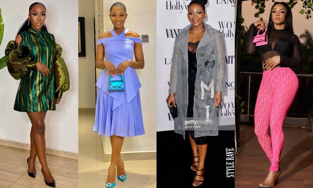 最新的尼日利亚名人风格,周末最好的10个时尚Instagram,9月XNUMX日