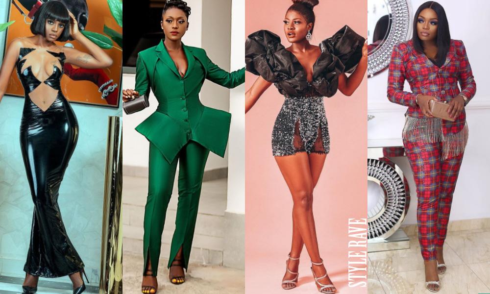 最新的尼日利亚名人周末风格2020年10月最佳时尚Instagram的周末16月XNUMX日