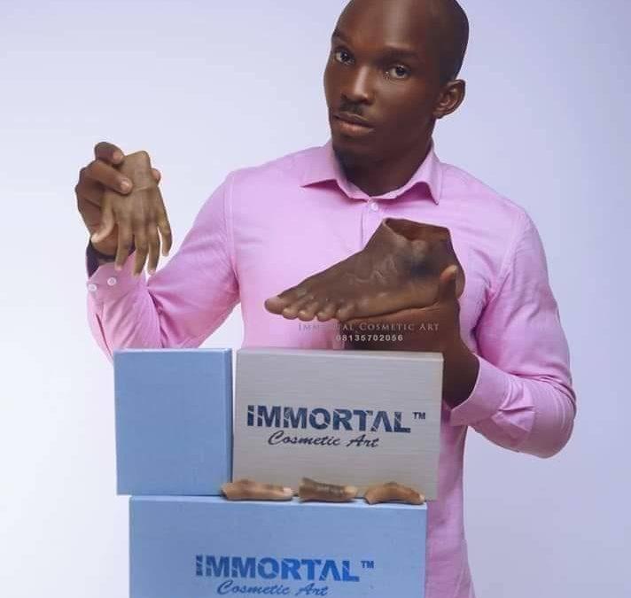 nigerian-artist-black-prosthetics-ndca-boss-quarantined-tokyo-2020-might-be-postponed-latest-news-global-world-stories-tuesday-march-2020-style-rave