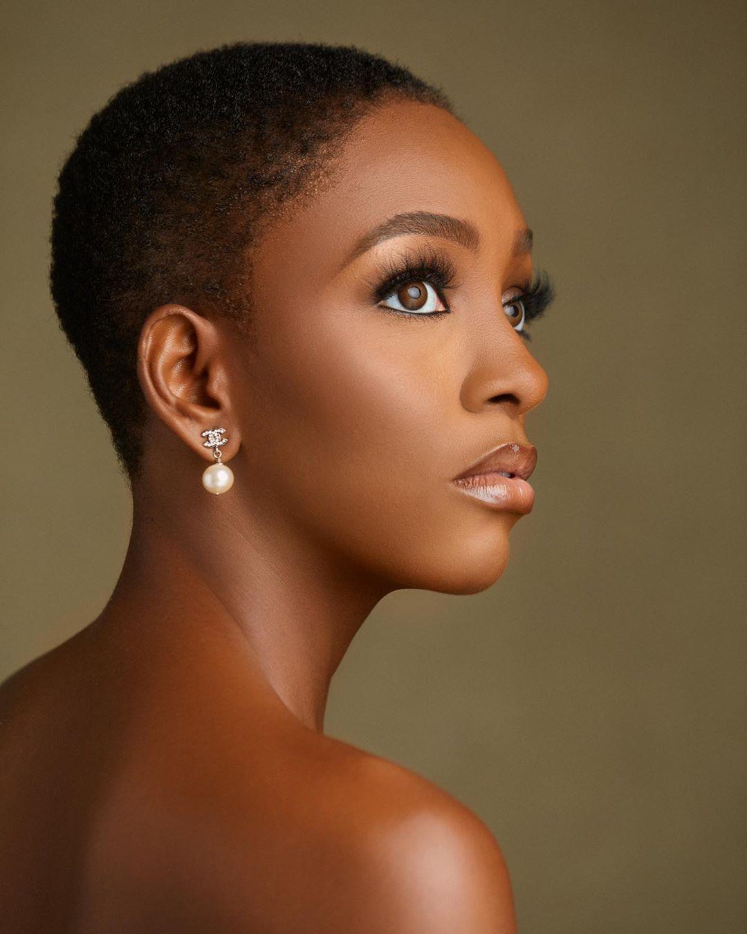 Miss Nigeria 2016 Chioma Obiadi Birthday Shoot