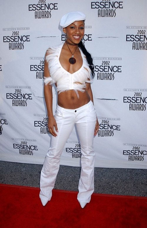 Meagan Good's Style 2002 Annual Essence Awards