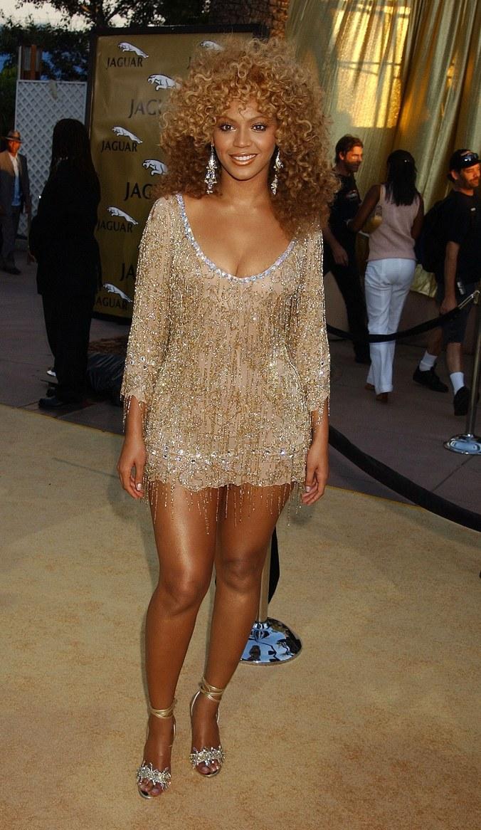 Beyonce Austin Powers Film - Goldmember Premiere