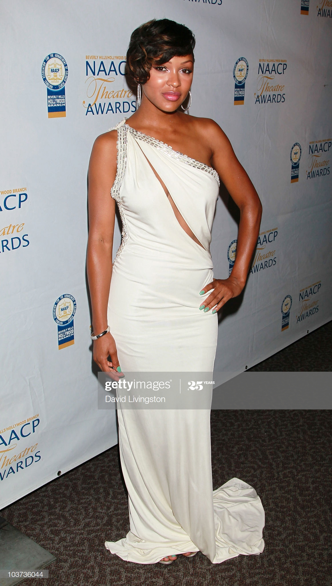 Meagan Good Style 20th Annual NAACP Theatre Awards