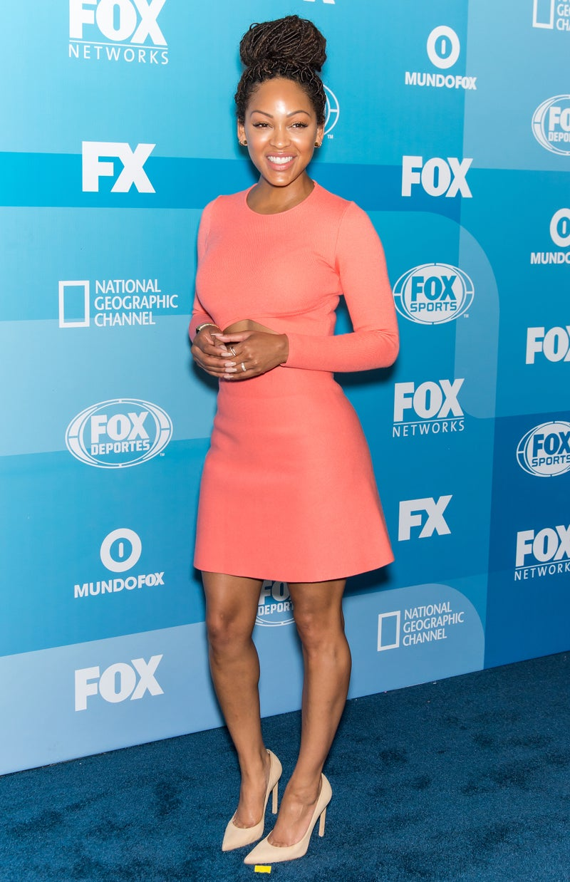 Meagan Good Style Fox Upfront Presentation