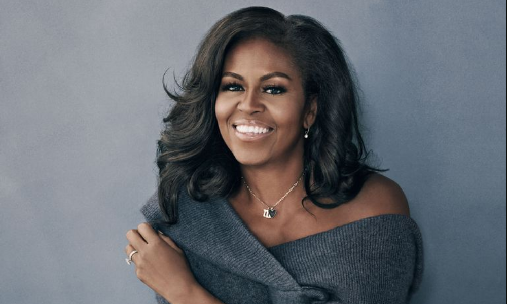 Michelle Obama Answers 20 Questions for Oprah Magazine