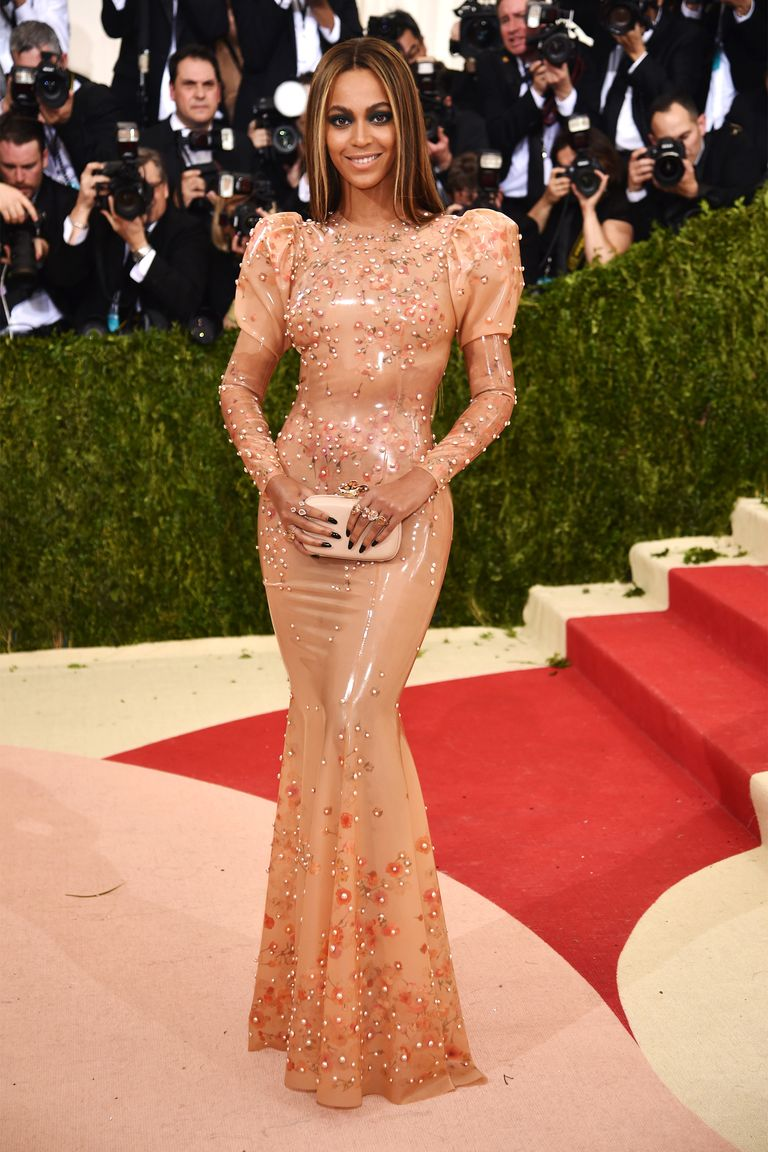givenchy latex dress the-evolution-of-beyonce's-style:-from-the-bootylicious-singer-to-the-homecoming-queen