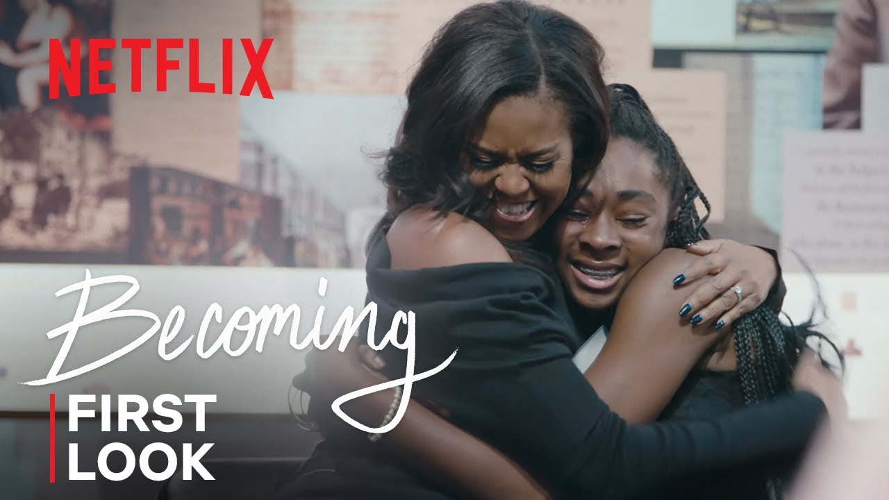 Michelle Obama Netflix Becoming
