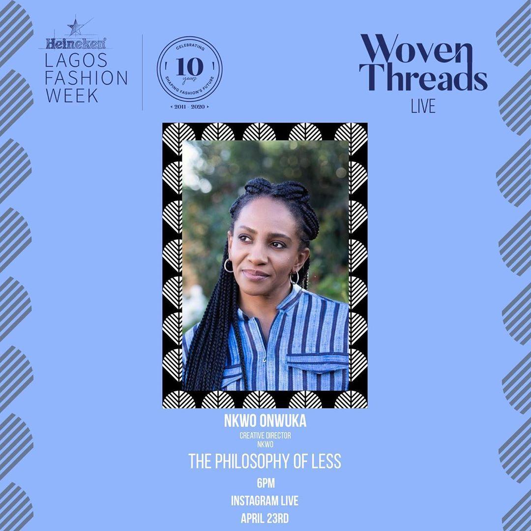 Woven Threads Heineken Lagos Fashion Week Season One Presentation - Recap