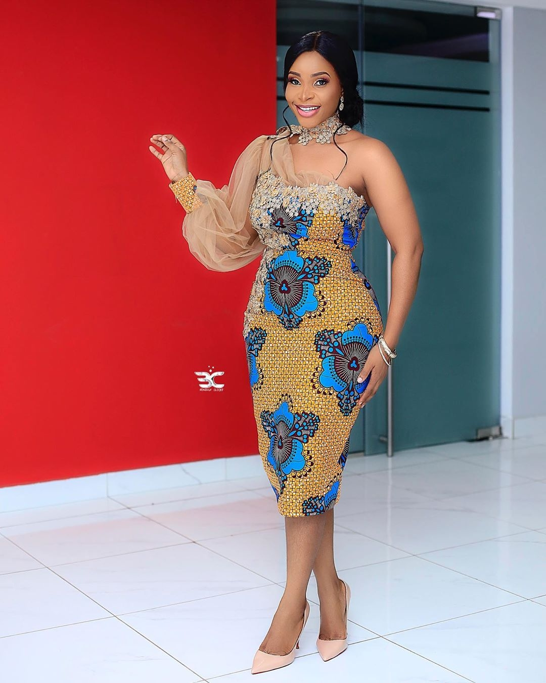 The Latest aso ebi bella Ankara Styles We've Seen In 2020