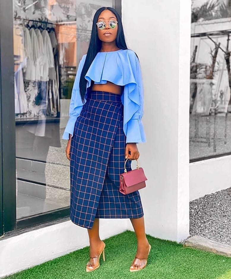 Debbie Beeko How to Style The Midi Skirt Like A Certified Style Raven