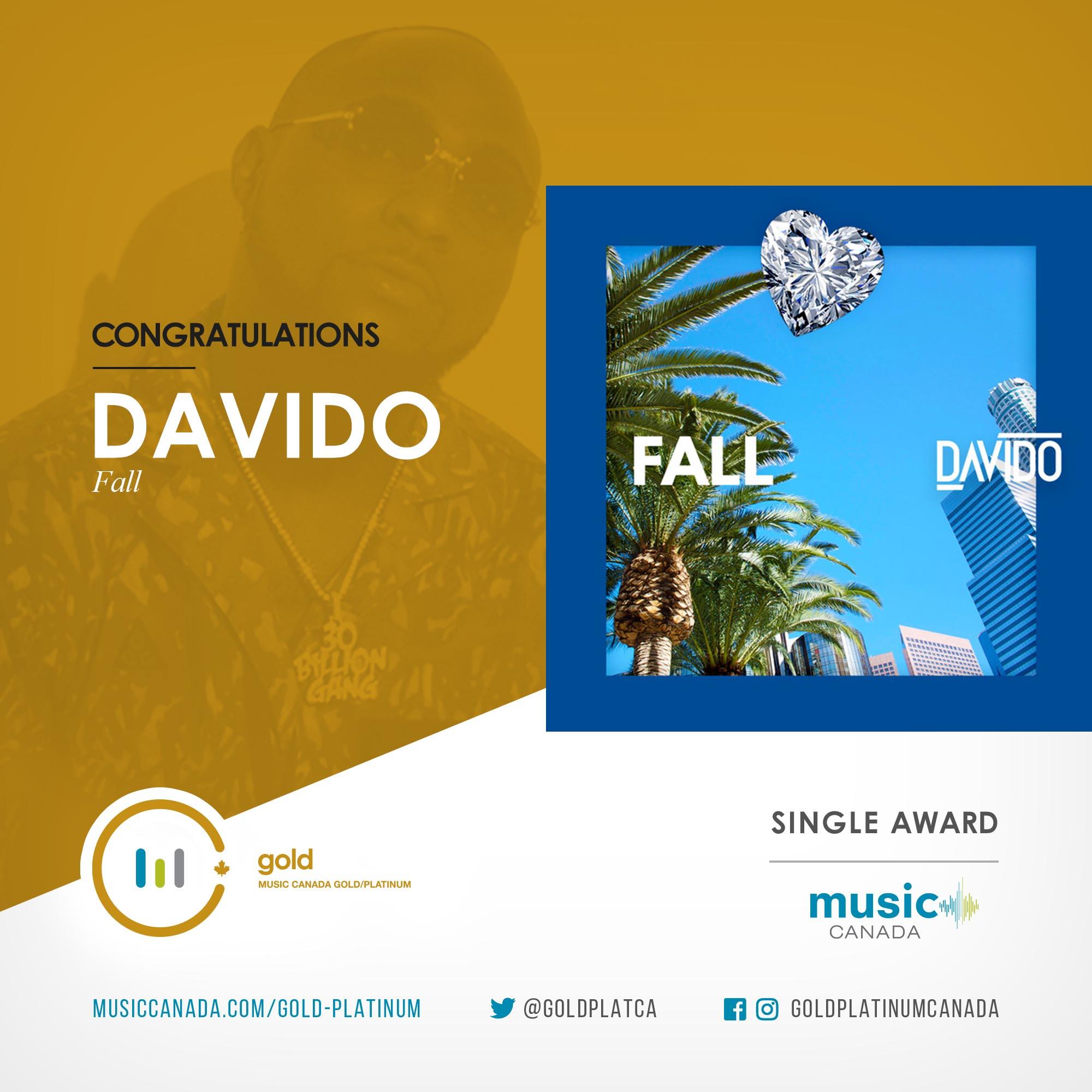 davido-fall-certified-gold-lyrics-video-style-news-2020-songs-age-net-worth