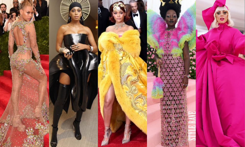 Iconic Met Gala looks 2020 theme news 2019 and 2018