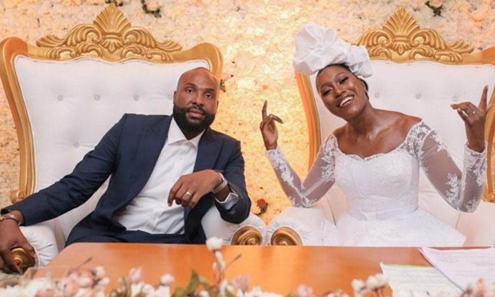 Vimbai Mutinhiri And Dru Ekpenyong Zoom Court Wedding Calabar 2020