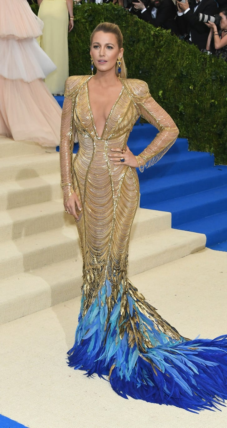 Iconic Met Gala looks 2020 Blake Lively