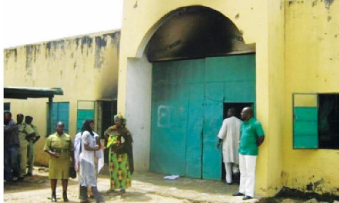 Nigerian Correctional Service releases 3,751 inmates