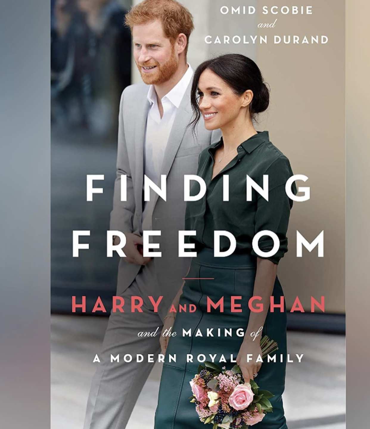 Finding Freedom Prince Harry Meghan Markle