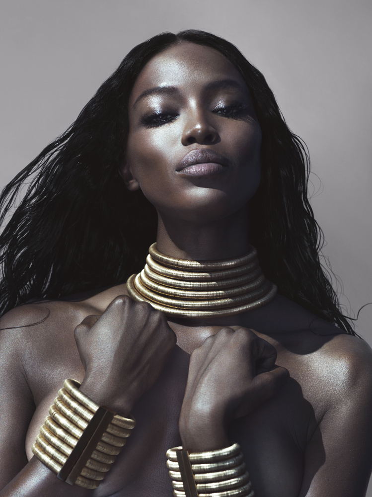 Naomi Campbell Is Happily Embracing 50 As She Celebrates Her Birthday