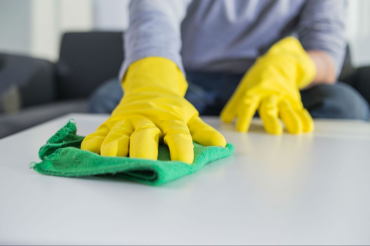 Surfaces to clean every day