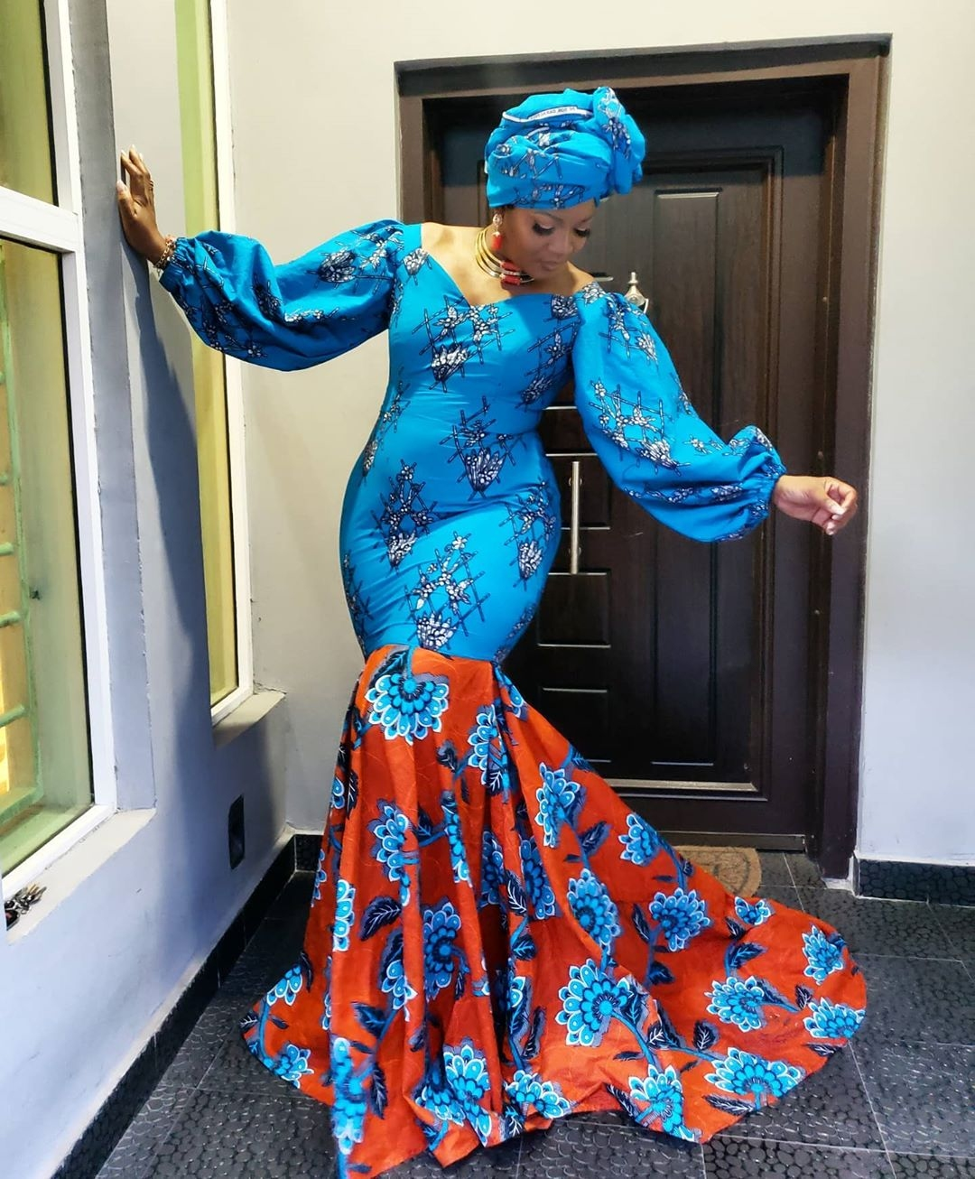 how our fave celebrities celebrated Africa Day