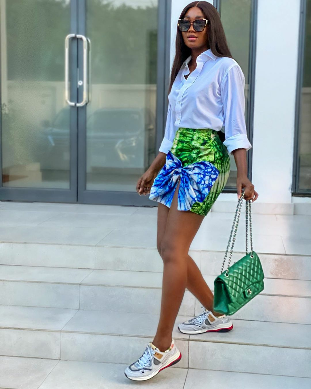 The Looks We Loved On African Celebrities And Style Stars Last Week West African Celebrities