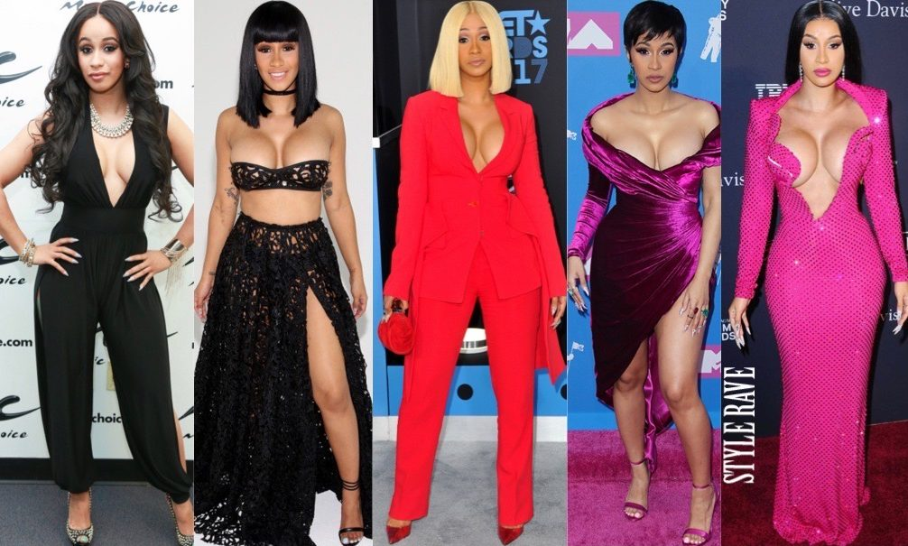 cardi-b-stripper-pictures-outfit-dresses-2