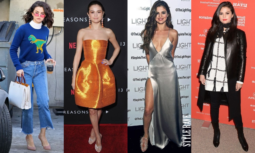 Times Pop Princess Selena Gomez Simply Left Us Breathless With Her Killer Style
