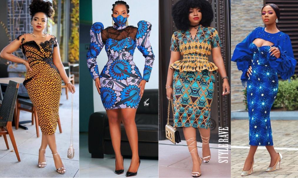 The Ankara Dress Styles Every We're Currently Eyeing For Our Post Lockdown Slay