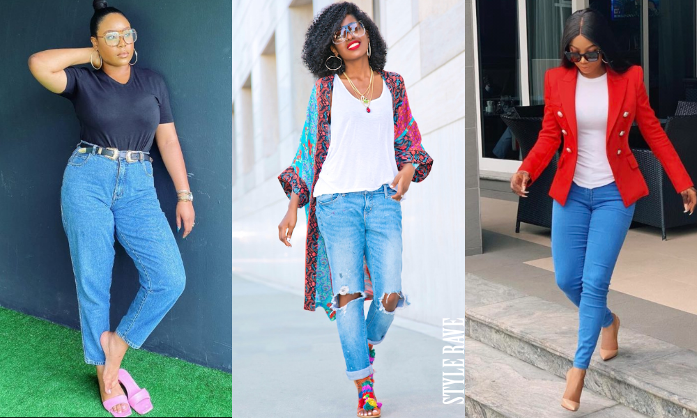 ways-to-style-t-shirt-and-jeans-at-home