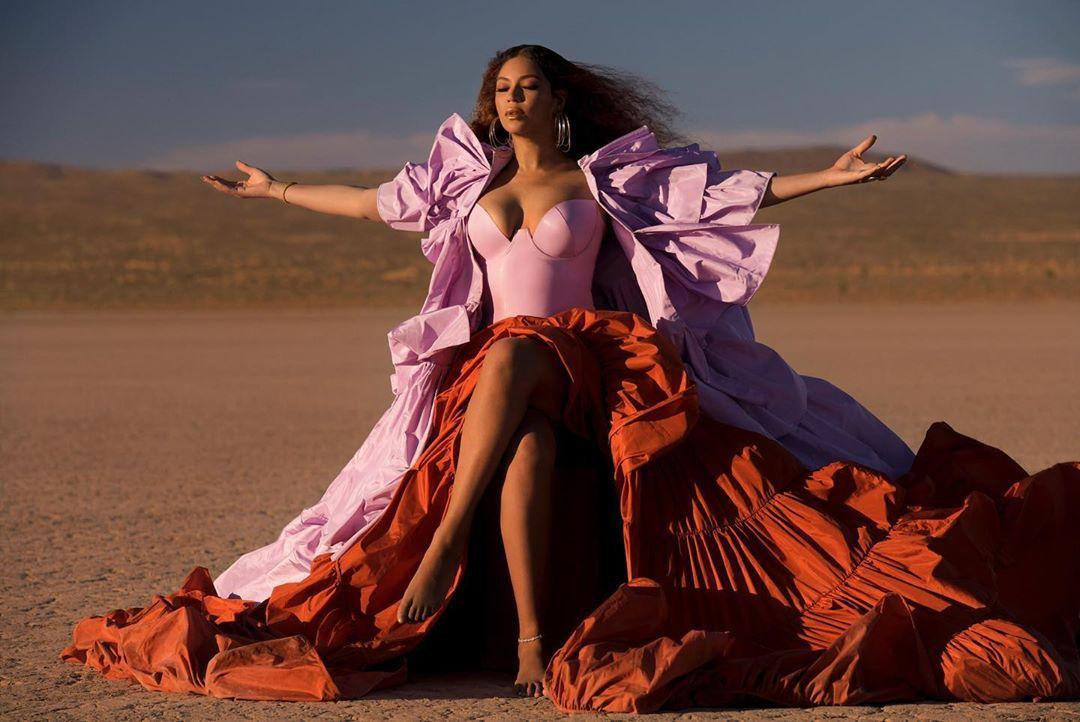 Beyonce Arizona Desert World Environment day