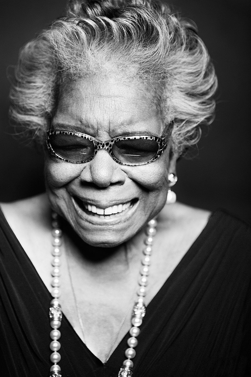 Maya Angelou beauty quotes by famous black women stylerave