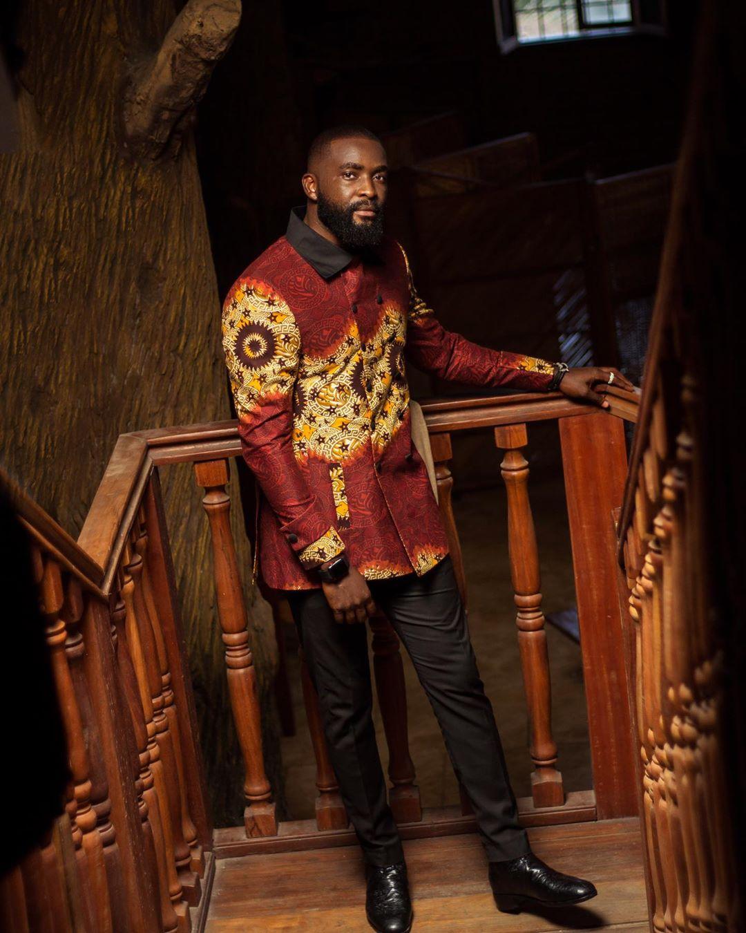 非洲非洲男性男人最热门的最新风格