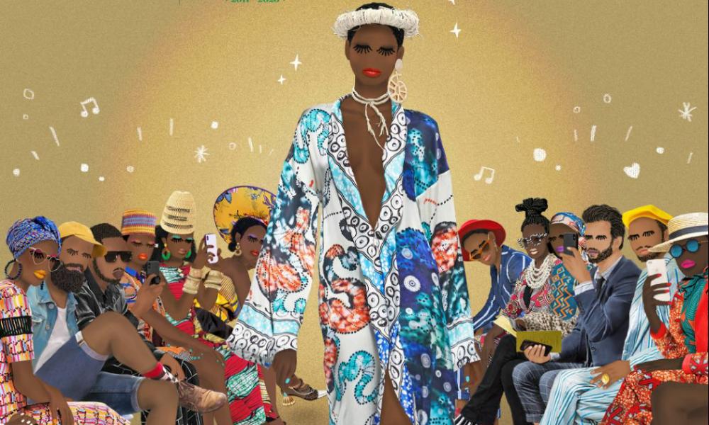 十年时尚喜力Lagos时尚周
